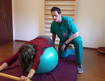 Kinetoterapie Tonifiere Paravertebrali