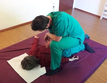 Kinetoterapie Masaj Puncte Trigger