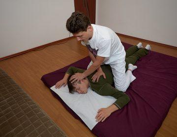 Yumeiho® Mobilizare Cervicală